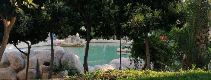 Erdal İnönü Parkı is one of Antalya YE & GEZ.