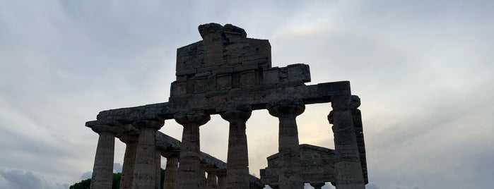 Parco Archeologico di Paestum is one of People, Places, and Things.