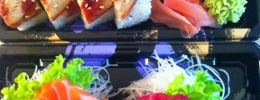 Sushi Toku is one of Laurens : понравившиеся места.