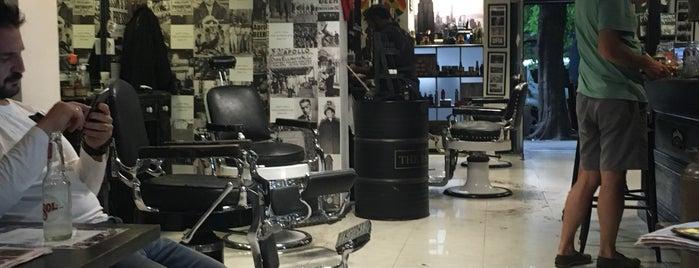 The Barber Job is one of สถานที่ที่ Marcelo ถูกใจ.