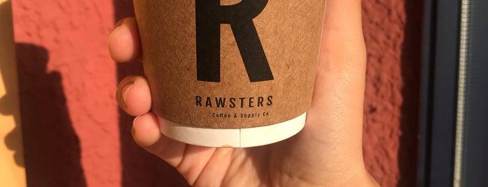 Rawsters is one of Gokhan : понравившиеся места.