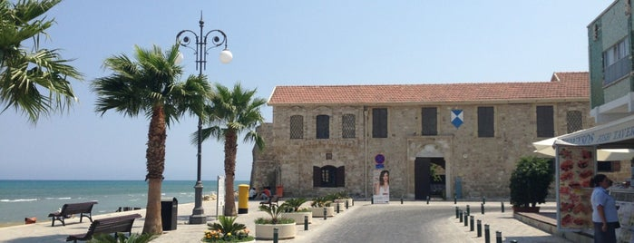 Larnaca Castle is one of Lugares favoritos de Bego.