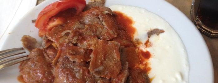Hacıbey Bursa Kebapçısı is one of İstanbul'da En İyi 50 Restoran.