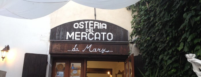 Osteria Del Mercato is one of Botteghe Storiche a Faenza.