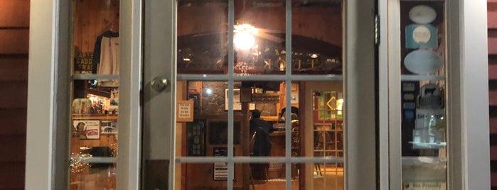 Tuckerman's Restaurant And Tavern is one of Tempat yang Disukai Heidi.