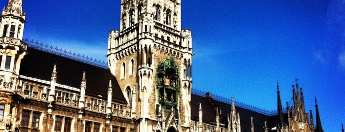Marienplatz is one of ميونخ.
