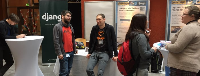 Chemnitzer Linux-Tage is one of Karl : понравившиеся места.