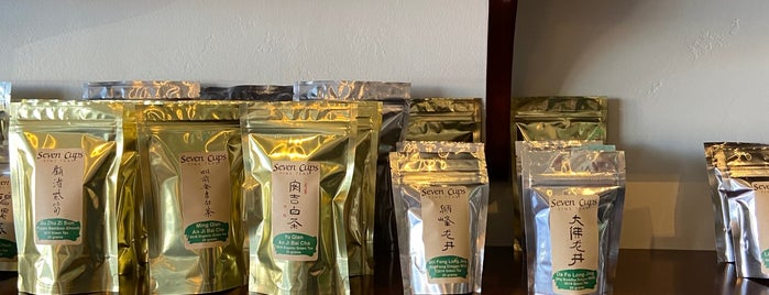 Seven Cups Fine Chinese Teas is one of США.
