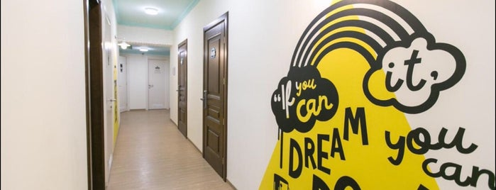 Dream Hostel is one of Lviv.