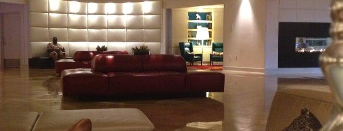 Renaissance Newark Airport Hotel is one of Jerod 님이 좋아한 장소.