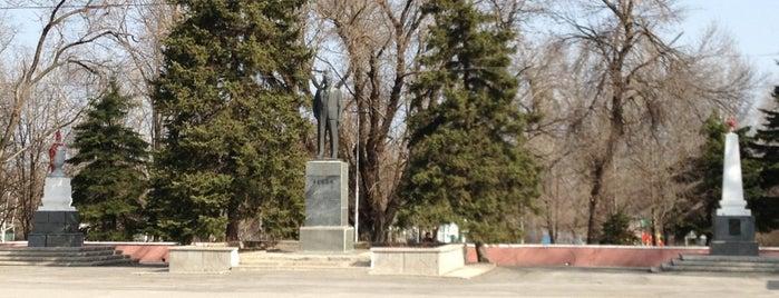 Тацинская is one of Города Ростовской области.