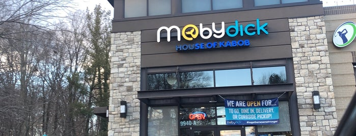 Moby Dick House Of Kabob is one of DC Suburbs.