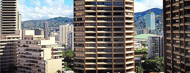 Waikiki Marina Resort at the Ilikai is one of Honolulu.