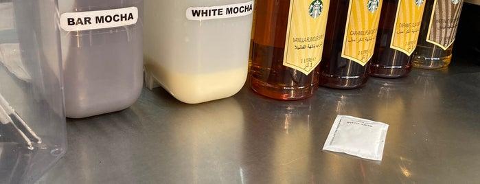 Starbucks is one of Lieux sauvegardés par Queen.