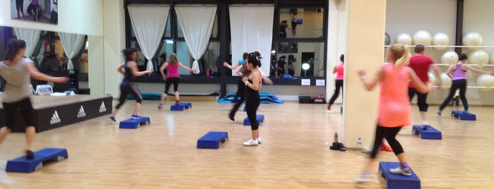 Vita Fitness & Spa is one of zagreb.