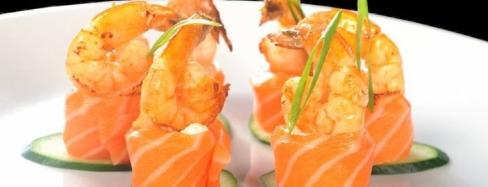 Temaki Lounge is one of Natal.