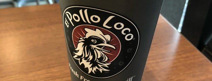 El Pollo Loco is one of Dollyさんのお気に入りスポット.