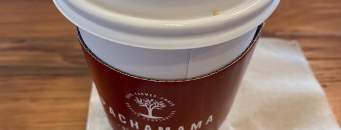 Pachamama Coffee is one of California Fun Times.