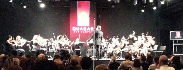 Quasar İstanbul Cem Mansur Türkiye Gençlik Oda Orkestrası is one of İstanbul.