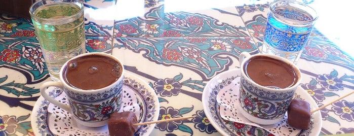 Nargilem Cafe is one of HASAN OSES.