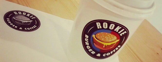 Rookie Burger & Coffee is one of Bergamo 🇮🇹.