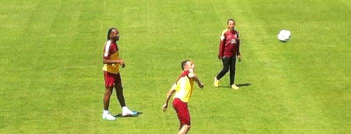 Galatasaray Metin Oktay Tesisleri is one of Stadi e Sport Centers.