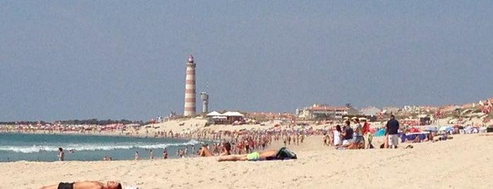Praia da Barra is one of Spain & Portugal.