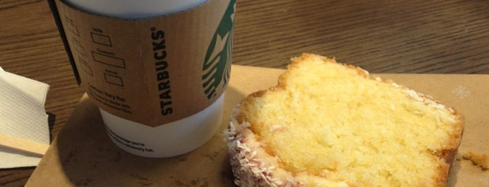 Starbucks is one of LDN FOOD.