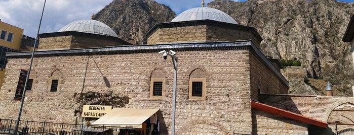 Bedesten Kapalı Çarşı is one of Amasya.