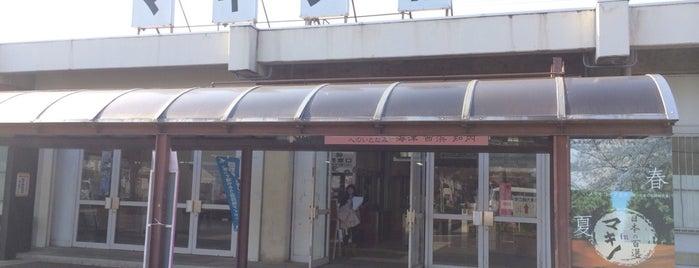 マキノ駅 is one of 昔 行った.