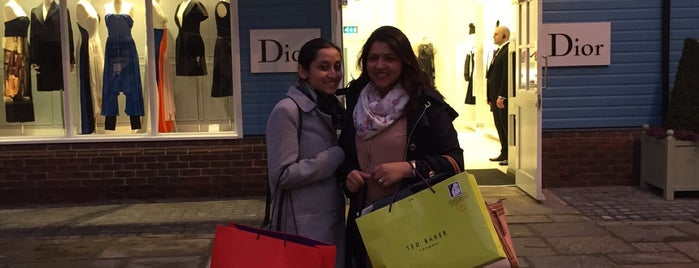 Bicester Village is one of London.