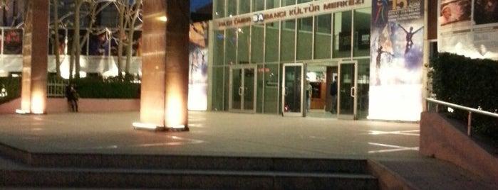 Adana Devlet Tiyatrosu is one of สถานที่ที่บันทึกไว้ของ Metin.