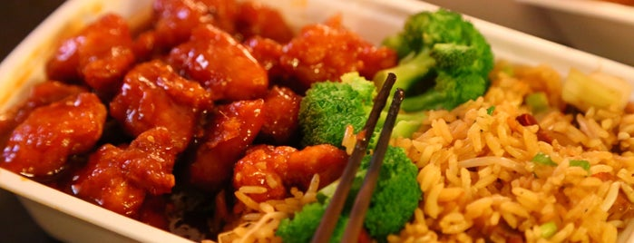 China Wok is one of Our Favorite Savannah Restaurants.
