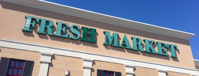 The Fresh Market is one of Georgia To-do list.