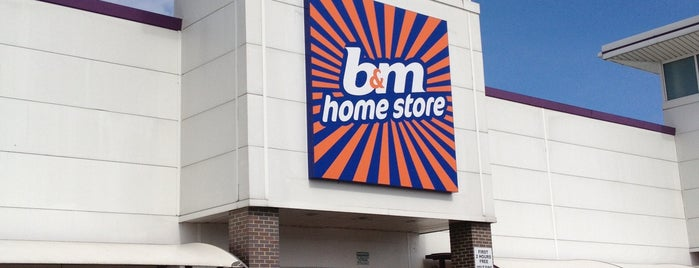 B&M Store is one of Orte, die Carl gefallen.