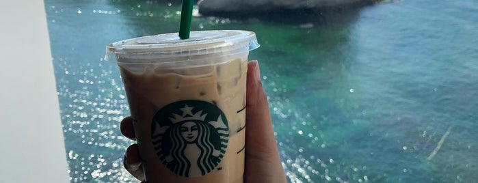 Starbucks is one of Bei..