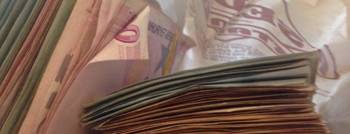 Türkiye İş Bankası is one of Lugares favoritos de Mehmet Ali.