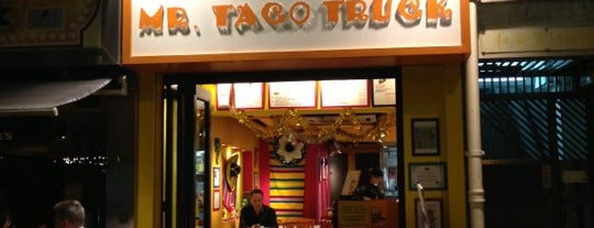 Mr. Taco Truck is one of Alluring Hong Kong & Macau.