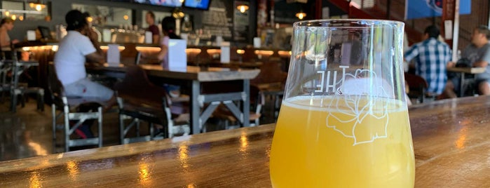 The Hop Yard is one of Nashville To-Dos.