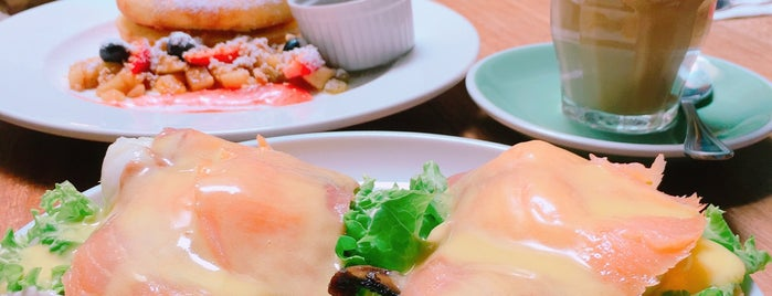 Plates is one of Cafe Hop PG.