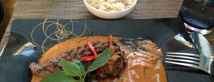 Patara (Thai Restaurant) is one of My Geneve.