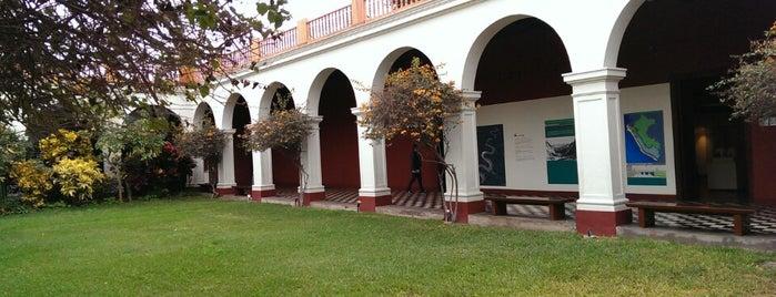 Museo Nacional de Arqueología, Antropología e Historia del Perú is one of Lima.