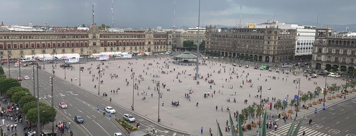 El Balcón del Zócalo is one of Posti che sono piaciuti a Francisco.