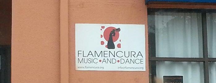 Flamencura is one of Lieux sauvegardés par Dana.