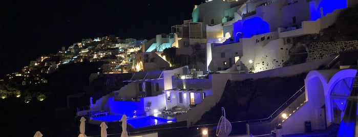 Pegasus Suites is one of Santorini.
