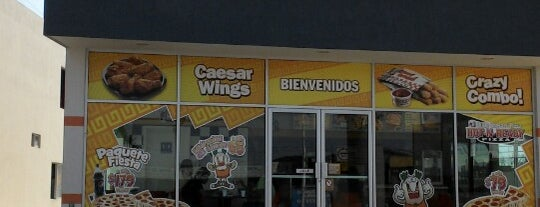 Little Caesars Pizza is one of Locais curtidos por Eduardo.
