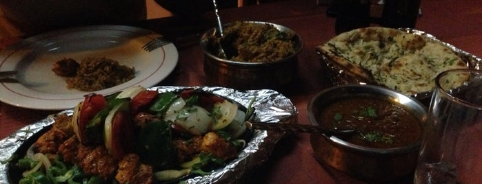 Namasté India is one of Restaurantes favoritos.