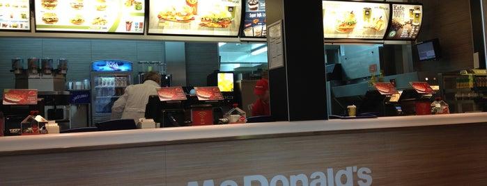 McDonald's is one of Murat'ın Beğendiği Mekanlar.