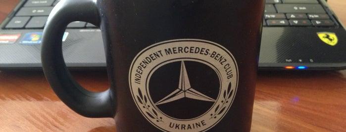 Eurasia Business Centre is one of Смешные подсказки Киева..