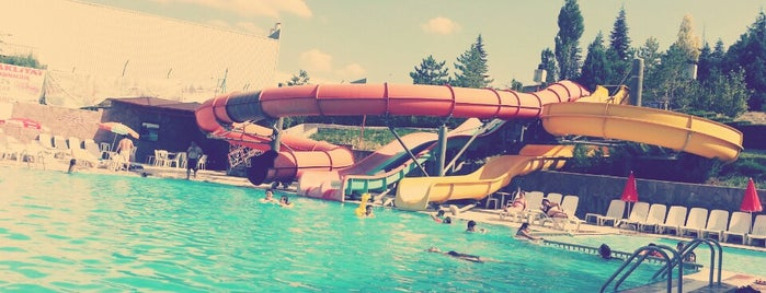 Grand Sıla Hotel aqua park is one of BuRcak 님이 좋아한 장소.